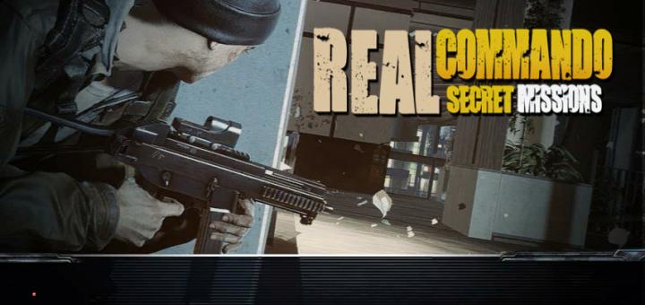 เกมยิงปืน Real Commando Secret Mission