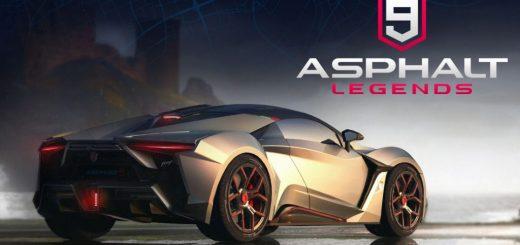 Asphalt: 9 Legends